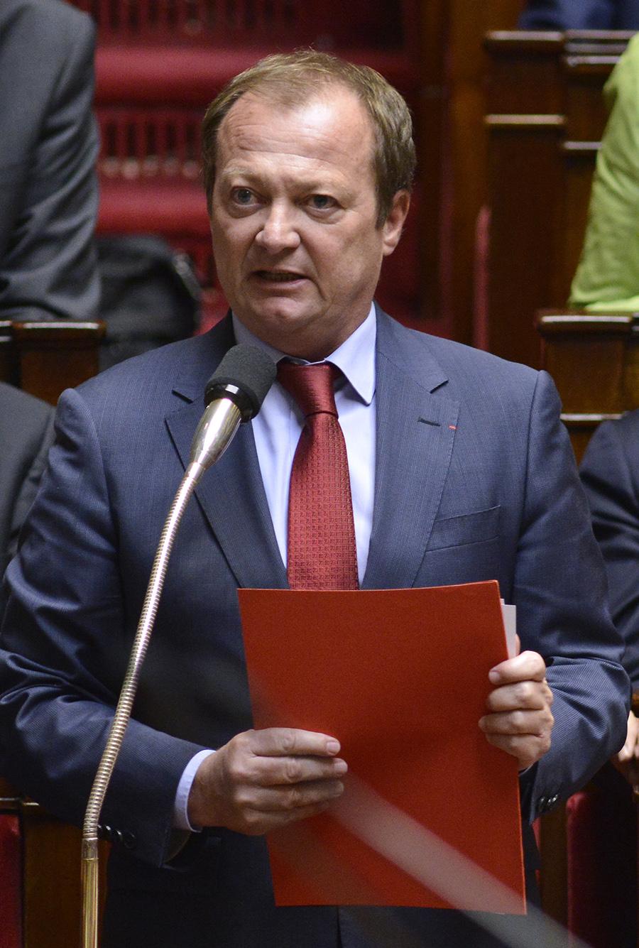 3 Octobre 2017 : Séance De Questions Au Gouvernement - M. Stéphane Peu