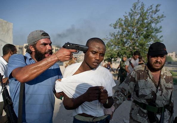 Esclavage Libye