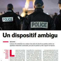 Police De Sécurité Du Quotidien
