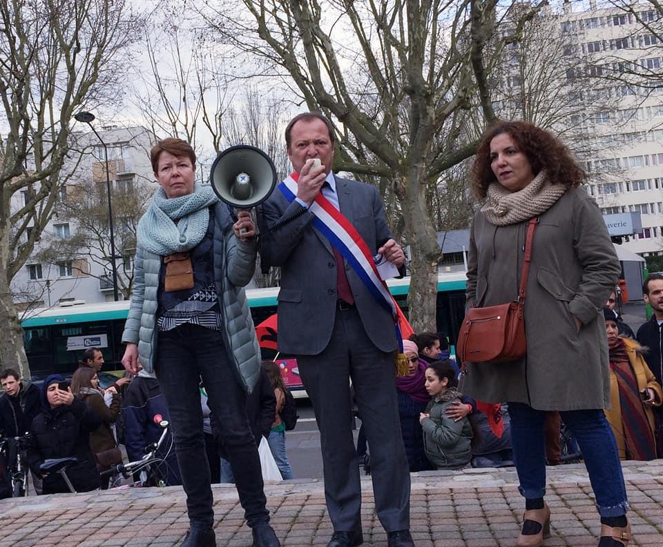 Mobilisation Paul Eluard