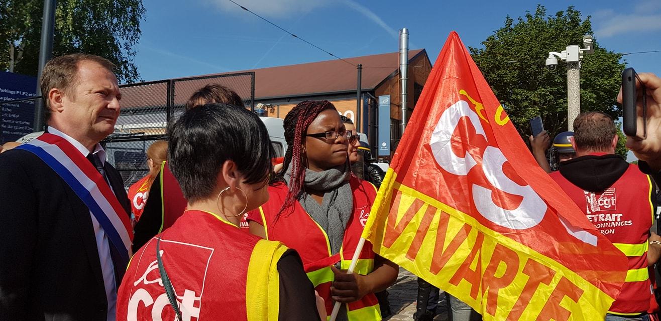 Mobilisation Carrefour