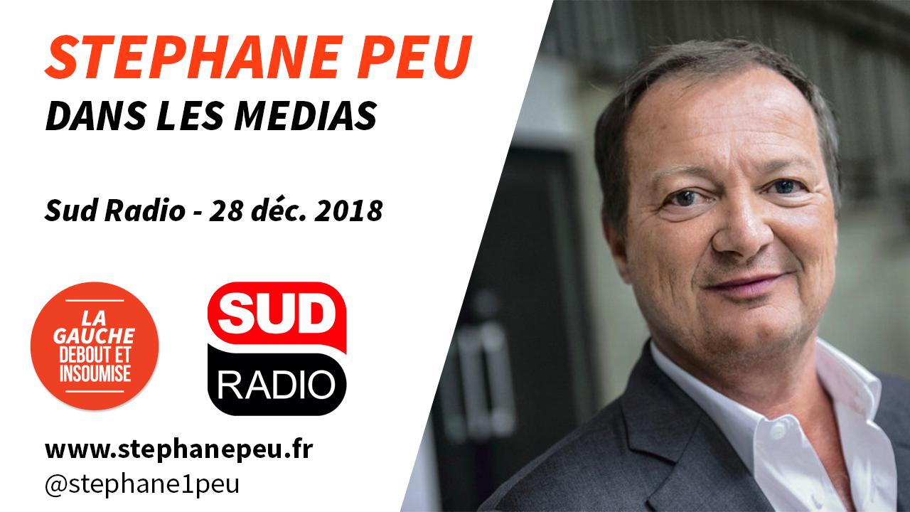 La Relation Maintenue Entre L'Elysée Et Benalla Est Problématique (Sud Radio)