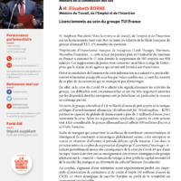 Licenciements Au Sein Du Groupe TUI France