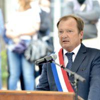 Commémoration De La Libération De Saint-Denis
