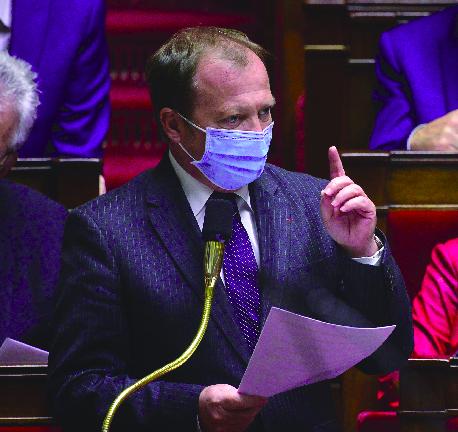 """Quelques Unes De Mes Interventions Pendant La Loi """"séparatisme"""""""